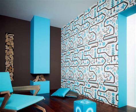 80 wohnzimmer tapeten ideen coole moderne muster - Wohnzimmer Tapete Modern