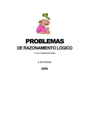 preguntas random sobre la vida calam 233 o problemas de razonamiento l 211 gico