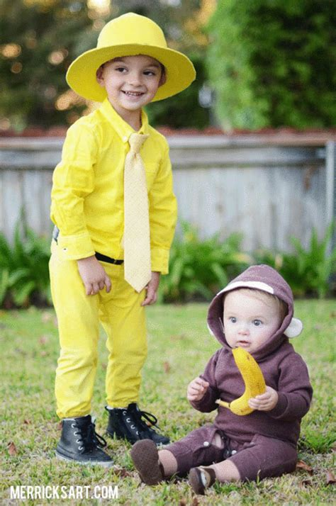 adorable diy halloween costumes  siblings curious