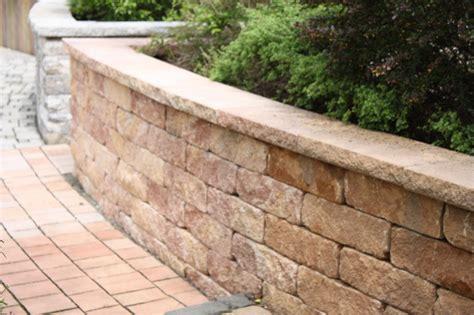 freistehende mauer bauen trockenmauer bau und montagefirma