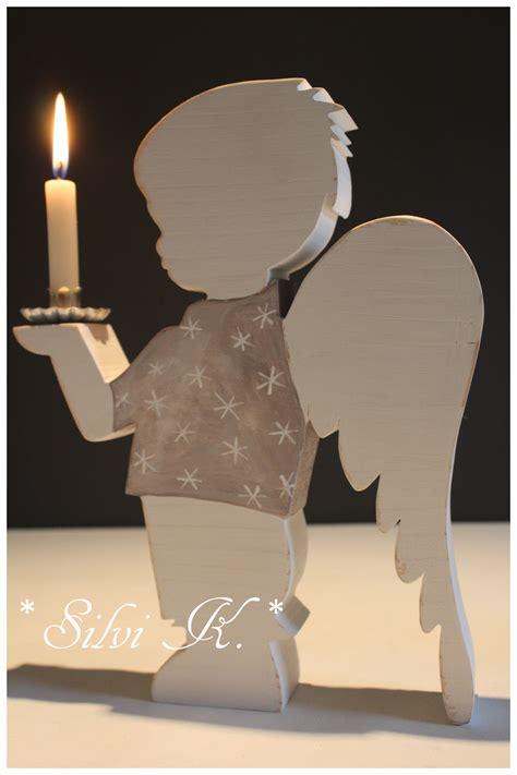 etagere dawanda shabby engel leuchter bub 26 5 cm gro 223 shabby