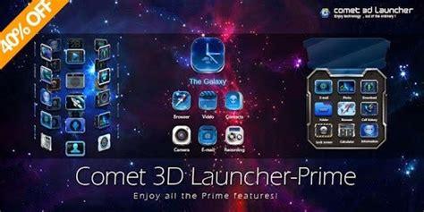 s launcher prime apk comet 3d launcher prime v1 0 8 apk android club4u android trends