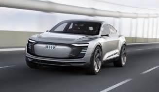 audi e sportback concept unveiled production to