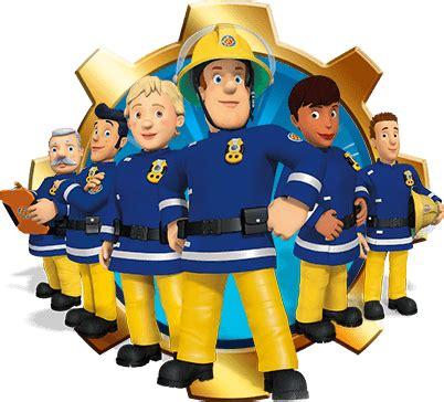 fireman sam   heart