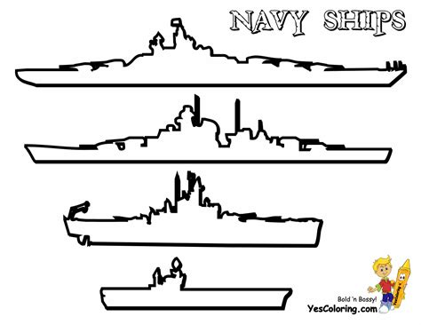 how to draw a navy boat unflinching navy ship coloring page free ships
