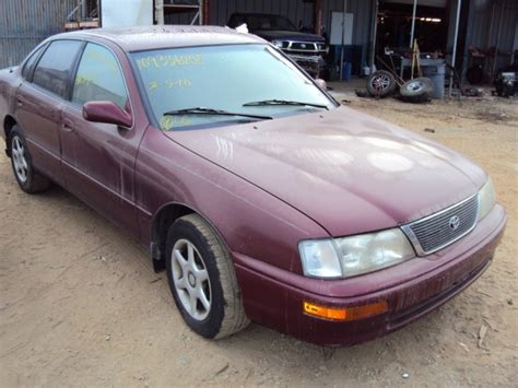 1996 toyota avalon parts 1996 toyota avalon xl 6cyl automatic transmission stk