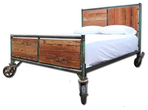 Scaffolding Bed Frame Scaffold Bed Industrial Beds Orlando By Tempered Design