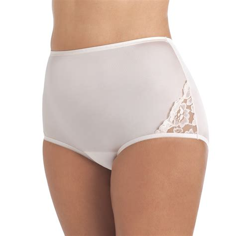 Vanity Sears Vanity Fair Women S Perfectly Yours Lace Nouveau Brief