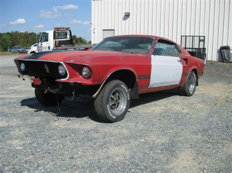 one for sale 1969 mustang cobra jet rustingmusclecars
