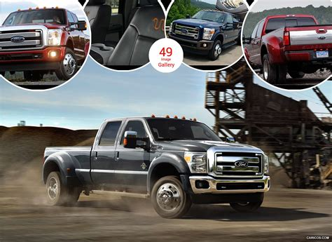 Ford F Series by 2015 Ford F Series Duty Caricos