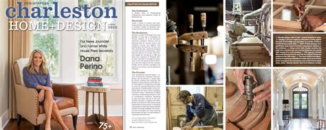 charleston home and design magazine jobs southern lumber makes an appearance in charleston home