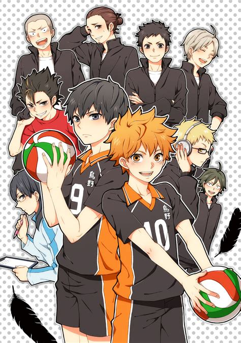 anime haikyuu haikyuu tv fanart fanart tv