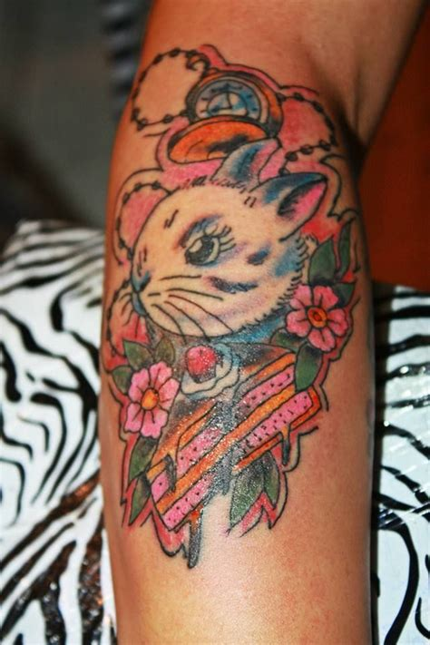 tattoo old school rabbit 17 best images about tattoos on pinterest city tattoo