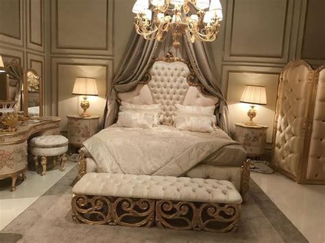 baroque bed baroque rococo style make for a luxury bedroom
