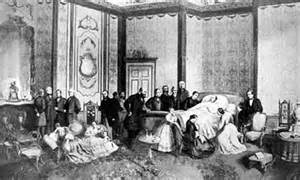 Funeral Home Interiors the virtual victorian prince albert s death at christmas