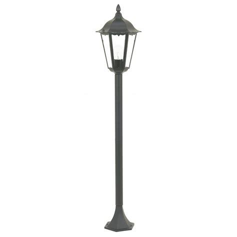 Eglo Outdoor Lighting Outdoor 4197 1 Light Floor Light In Black