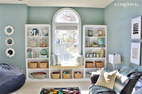 How To Organize Toys In Playroom by Playroom Storage Ideas Decorating Built Ins