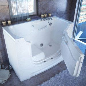 choosing the right bathtub for in home care in
