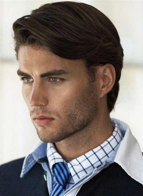 Cool and chic medium hairstyles for men best medium hairstyle