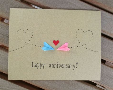 printable happy anniversary cards for parents top 25 best first anniversary ideas on pinterest