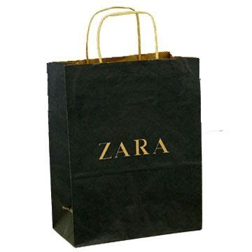 Zara Paperbag L 10 best images about bags on simple logos behance and nyc