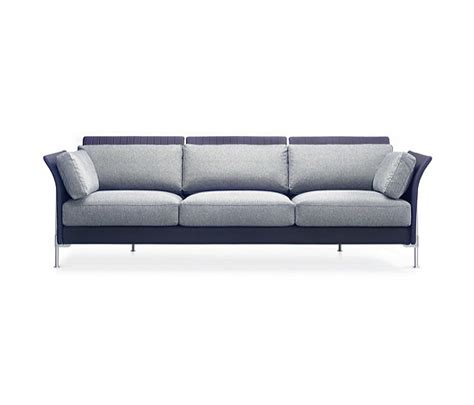 Lower Sofa by Ronan And Erwan Bouroullec Low Soft Shell Sofa