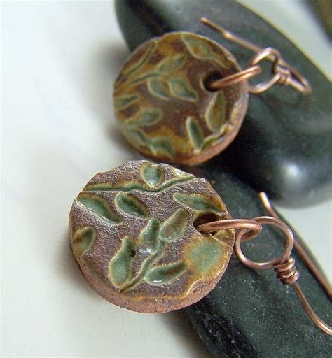 Pottery Jewelry Handmade - 98 best images about jewelry ceramic on