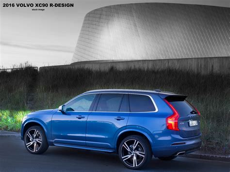 volvo home page volvo image gallery 2016 volvo xc90 r design bursting blue