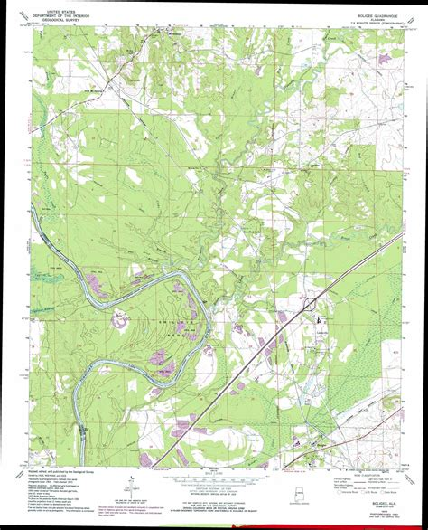 usgs topographic maps boligee topographic map al usgs topo 32088g1