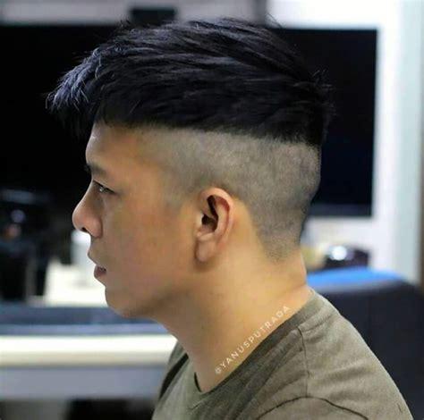 model rambut pria pendek rapi indonesia terbaru