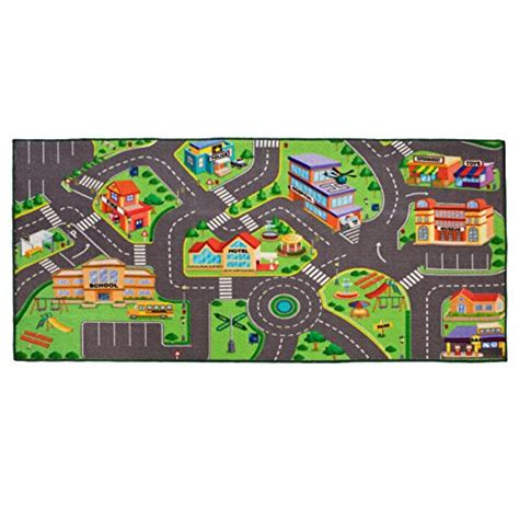 36 x 72 rug community play rug for matchbox cars 36 x 72 inches home garden gas safety