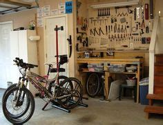 bicycle work bench 1000 images about workshop and basement on pinterest
