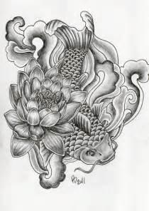 tattoo design koi by mai ja on deviantart