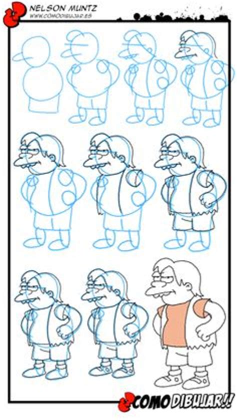 como dibujar a lisa simpson paso a paso how to draw lisa dibujo on pinterest dibujo how to draw and bart simpson