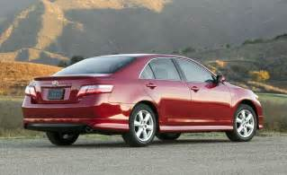 2008 Toyota Camry Car And Driver