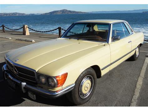 classifieds for classic mercedes 450slc 6 available