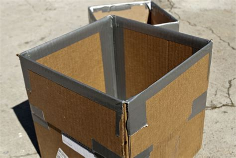 Cement Planter Box by Diy Concrete Planter Box 4 Steps With Pictures