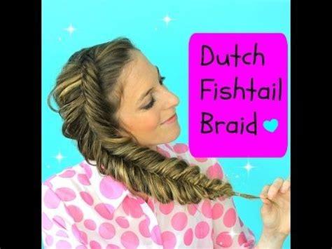 how to dutch fishtail braid elsa hair youtube how to 4 diy braided headband tutorial for short medium