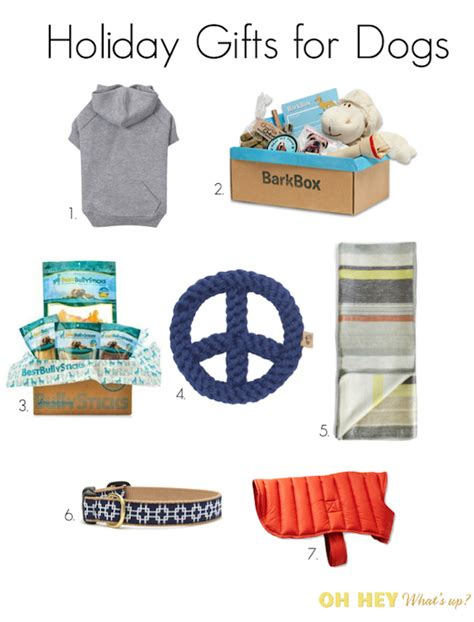 gifts for dogs do you buy for your furry family members