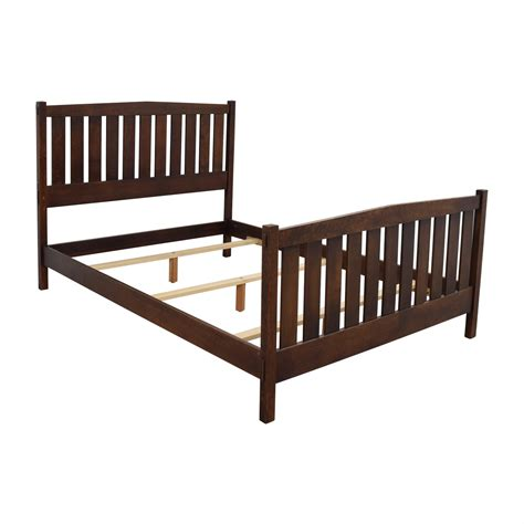 buy queen bed frame 68 off stickley stickley mission queen bed frame beds