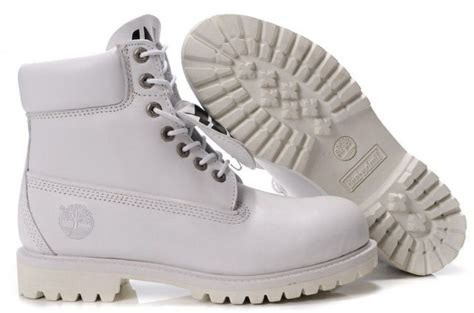 all white boots for white timberland boots all white everything
