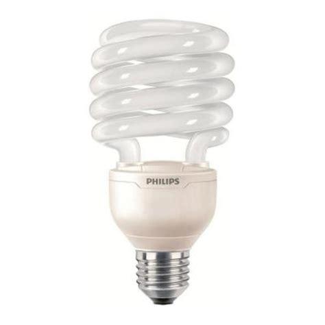 Lu Philips Spiral 40 Watt philips 125w equivalent bright white 3000k a19 spiral cfl light bulb e 424705 the home depot