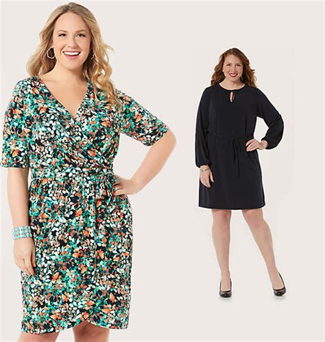 s plus size clothing sears
