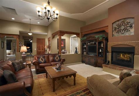 western style living rooms bring the old western style house to house with modern