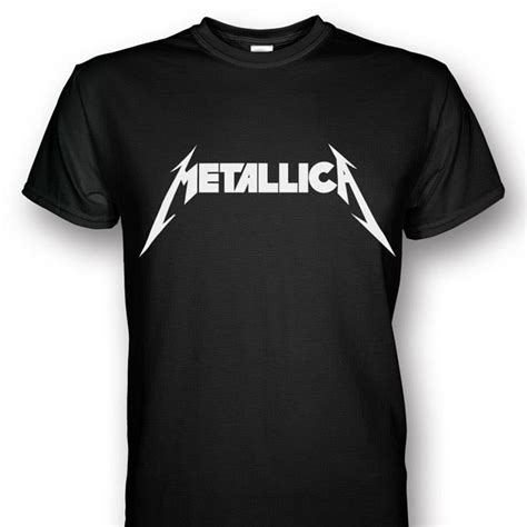 Metallica Black T Shirt metallica t shirt black end 11 9 2017 9 25 pm