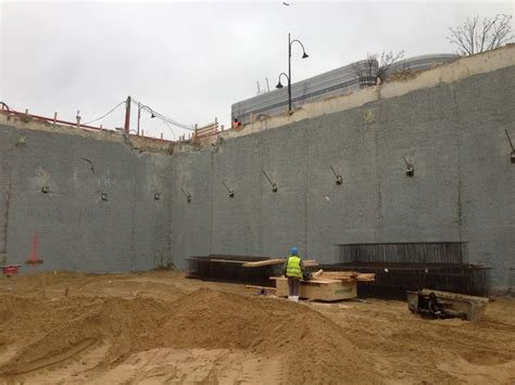 Pictures For Office Walls by Franki Foundations Diaphragm Wall Slurry Wall