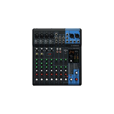 Mixer Yamaha Mg 10 Xu ม กเซอร yamaha mg10xu 10 input mixer with fx
