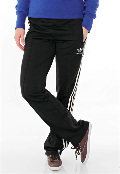 adidas firebird track pants adidas firebird black white girl track pants