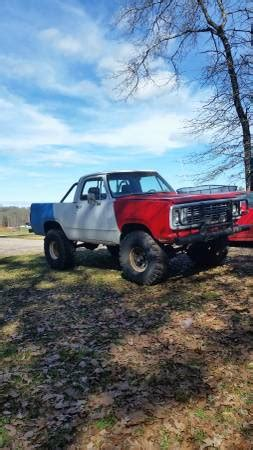 1976 dodge ramcharger v8 auto for sale in lula, ga