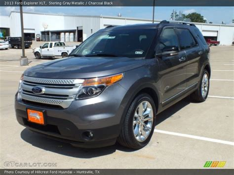 2013 ford explorer xlt in sterling gray metallic photo no 63326830 gtcarlot